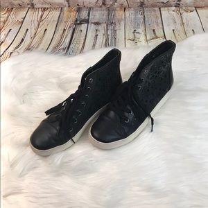Sam Edelman Branson Hi Top Sneakers